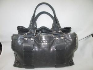 【FRANCESCO BIASIA】フランチェスコ・ビアジア ハンドバッグのスレ傷補修のご依頼です。