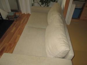 【sofa】ソファの下から「黒い粉」が落ちていませんか?