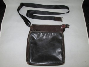 【ultima】ショルダーバッグ 付け根再縫製のご依頼です。