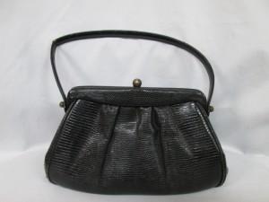 【BAG】お祖母様のバッグの持ち手交換のご依頼です。