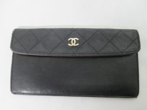 【CHANEL】シャネル財布を(お嬢様に)貸したらこんなになって返ってきました。