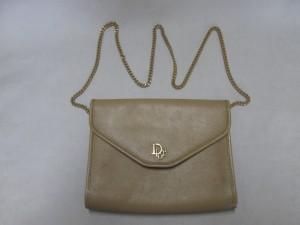 【Dior】ディオール ハンドバッグx2 留め具が緩み交換のご依頼です。