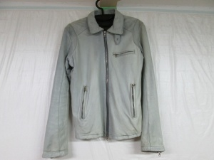 【Edition】エディション ジャケット 色褪せ カラーチェンジ