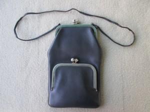 【COACH】コーチ ビンテージ バッグのショルダー千切れ掛け 交換のご依頼です。