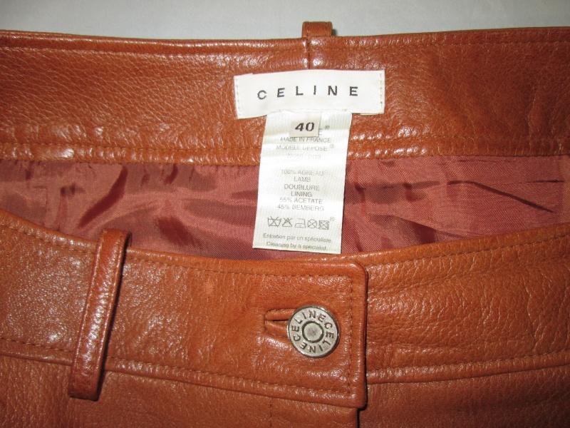 22138fef45bf CELINE】セリーヌ 革スカート シミ発生 クリーニングのご依頼です。 – 革 ...
