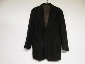 【suede jacket】スエード・ジャケット にカビが生えて染め直しのご依頼です。