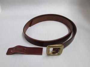 【belt】ベルト カット