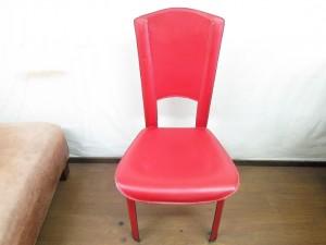 【Cassina】カッシーナ 椅子 破れ スレ傷 補修のご依頼です。