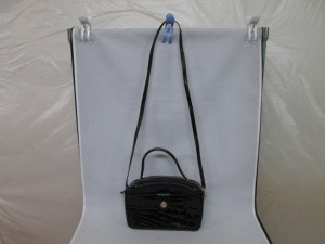 【Bag】クロコ柄バッグ 内袋交換のご依頼です。