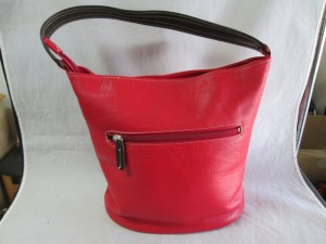 【shoulder bag】ショルダー・バッグ カラーチェンジのご依頼です。